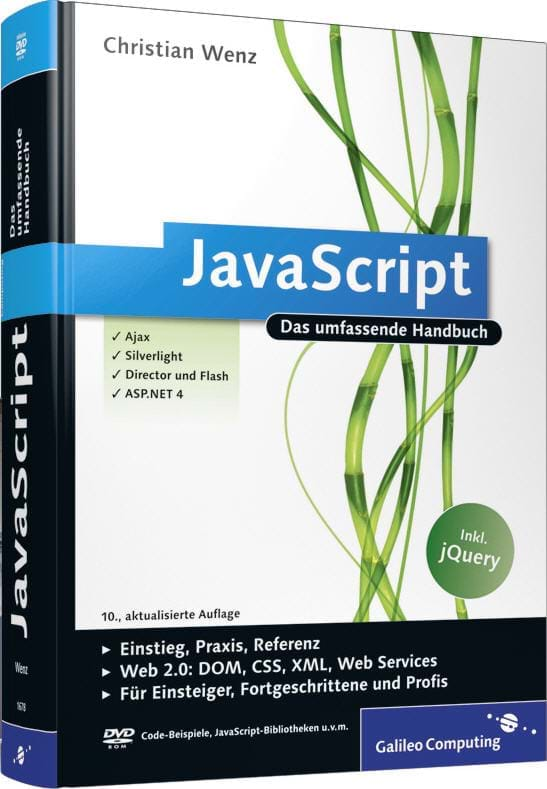 JavaScript (Rheinwerk (Galileo Computing), 2010)